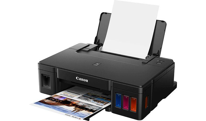 G1501 Canon tintes printeris